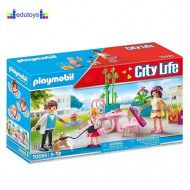 Playmobil City Life Pauza za kafu