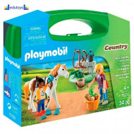 Playmobil Country set za negu konja