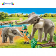 Playmobil Family Fun Slonovi