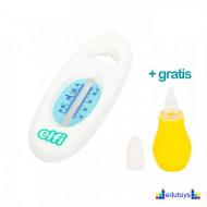 Termometar za vodu + aspirator za nos