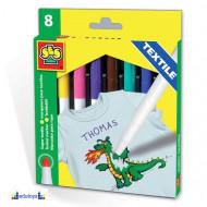 Creative Tekstil markeri 8 komada