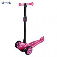 Master Wheels Trotinet Premium pink
