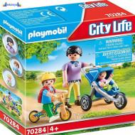Playmobil City Life mama sa decom