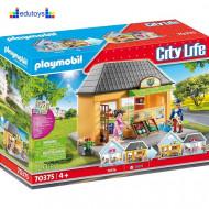 Playmobil City Life Supermarket set
