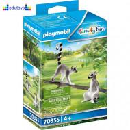 Playmobil Family Fun Lemuri