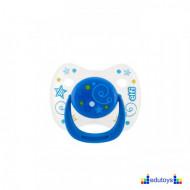 Silikonska varalica BABY DREAM 6-18 plava