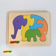 "SMART Puzzle slagalica ""Slon"""