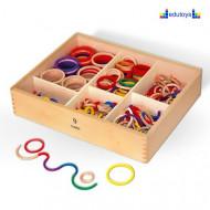 Kružići u kutiji 9 vrsta