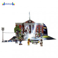 Playmobil Advent Kalendar- Back to the future