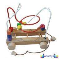 Rolerkoster sa dve žice