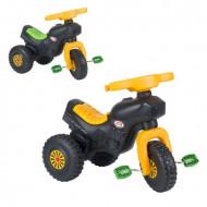Žuti motor na pedale