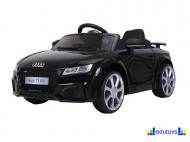 Audi crni - auto na akumulator