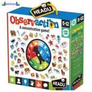 Igra opažanja i koncentracije - Opservcacija 5+