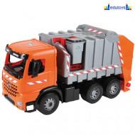 Kamion đubretarac sa prikolicom