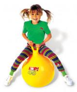Lopta za skakanje yellow