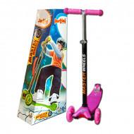 Master Wheels trotinet pink
