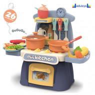 Mini električna kuhinja - 26 elemenata