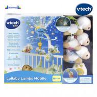 Nocni projektor ovcice Lalluby lambs mobile