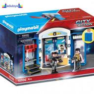 Playmobil City Action Policijska stanica