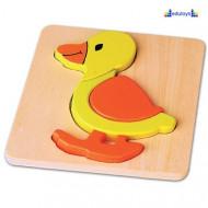 EDU puzzla patka