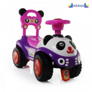 Guralica Bebi panda pink
