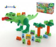 Kocke dinosaurus t-rex 30 delova