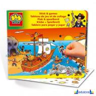 Kreativne nalepnice pirati