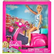 Lutka BARBIE sa motorom