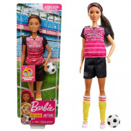 Lutka BARBIE sportista