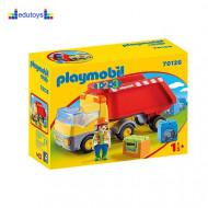 Playmobil 1.2.3 Kamion kiper