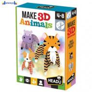 Pravimo sami 3D životinje 4+