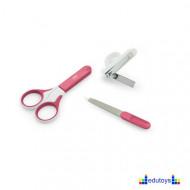 Set za nokte u pink boji