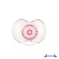 Silikonska okrugla varalica CLASSIC 2/1 6-18 žuta i pink