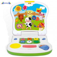 WinFun Baby laptop junior kravica