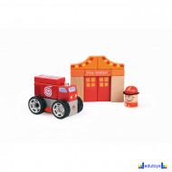EDU Vatrogasci - zvučna igračka