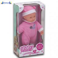 Lutka Sweetheart u jaslama 25 cm