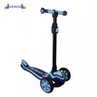 Master Wheels Trotinet Premium plavi