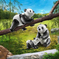 Playmobil Family Fun Panda porodica