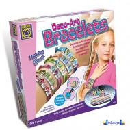 Kreiraj narukvice Deco art Bracelets