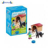 Playmobil Country Pas i kućica