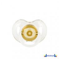 Silikonska okrugla varalica CLASSIC 2/1 žuta i pink