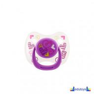 Silikonska varalica BABY DREAM 6-18 lila