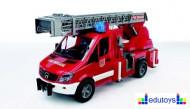Crveni kamion vatrogasac