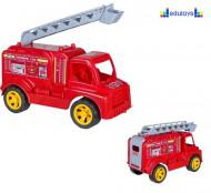Vatrogasni kamion crveni