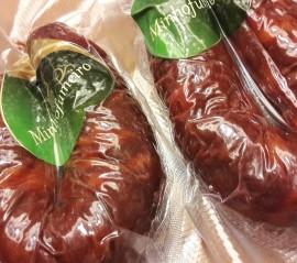Imagens MinhoFumeiro Chouriça de Carne 180g (2 uni.)