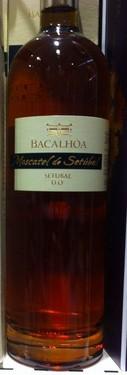 Moscatel de Setúbal 16,5-17/20 ou 91-93/100 pts 0.75l