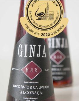 Sour Cherry Liqueur from Alcobaça M.S.R. 0.50l