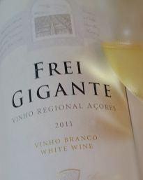 Açores Frei Gigante Branco 0,75l