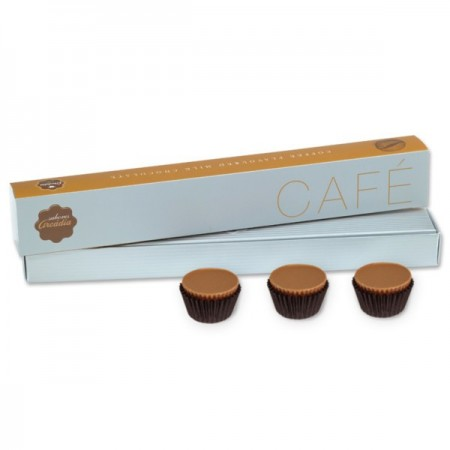 Arcádia Chocolates com sabor a CAFÉ (8 uni.)