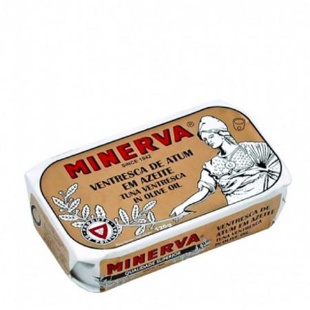 Atum Ventresca em Azeite Minerva 120g